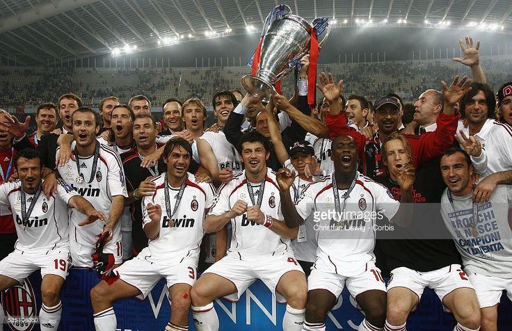 milan uefa champions league 2007 - photo#44