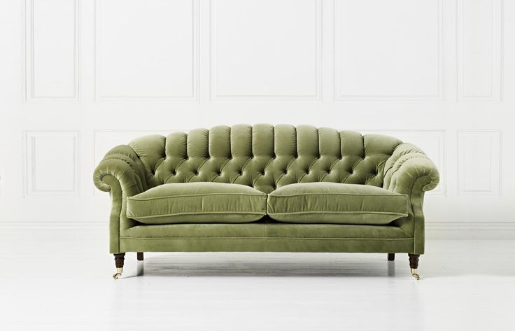Chesterfield sofas by Fleming and Howland | Authentic Antique Chesterfields