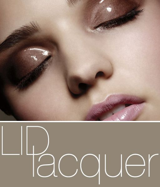 Laquer for your lidsGlossy Lids, Eye Gloss, Real Life, Eye Makeup, Beautiful Department, Eye Shadows, Glossy Eye, Makeup Eye, Eyeshadows