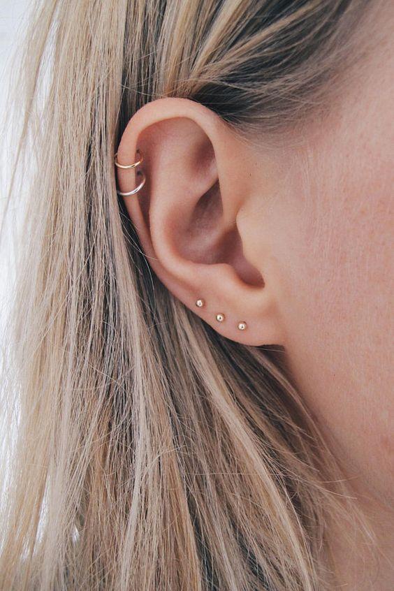 S925 Shell Perle Dangle Drop Boucles d/'oreilles clous femmes mariage fiançailles bijoux