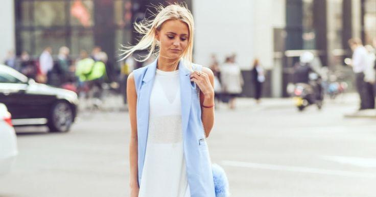 4 tips για να φορέσεις σωστά το λευκό τζιν παντελόνι