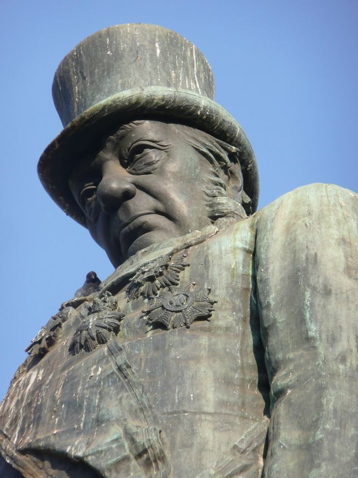 Paul Kruger Standbeeld Kerkplein, Pretoria