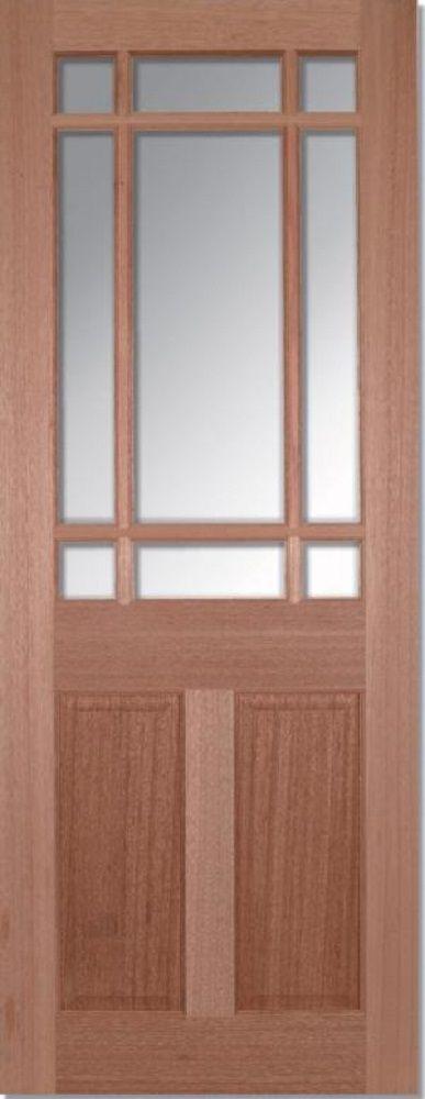 ... Clear Bevelled Glass - internal doors - hardwood - Downham Internal With Clear Bevelled Glass - Timber Tool and Hardware Merchants established in 1933 & 44 best Internal Pine Doors images on Pinterest   Pine doors ... pezcame.com