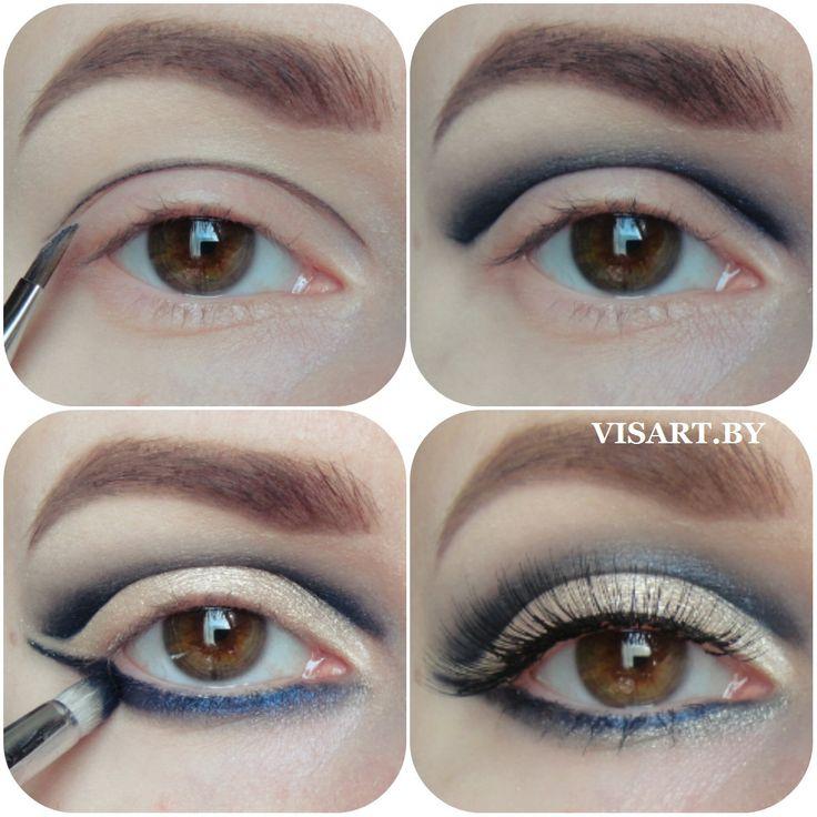 В блоге вас ждет обещанный пошаговый макияж в стиле Клеопатры в сине-золотистых тонах www.visart.by/макияж-глаз-в-стиле-клепатры #макияжглаз #макияж #пошаговыймакияж #поэтапныймакияж #макияжклеопатры #бьютиблоггер #бьютиблоги #красивыймакияж #визажистминск #визажист #визаж #буднивизажиста #глаза #кистидлямакияжа #mua #makeupeyes #makeup #makeupideas #eyes #makeupstepbystep #makeupaddict #makeupartist #bbloggers #zoeva #nyx #sleek #benefit #ardell