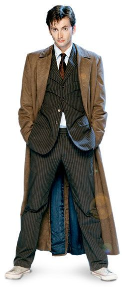 Dr Who style guide. From number one to the twelveth regeneration