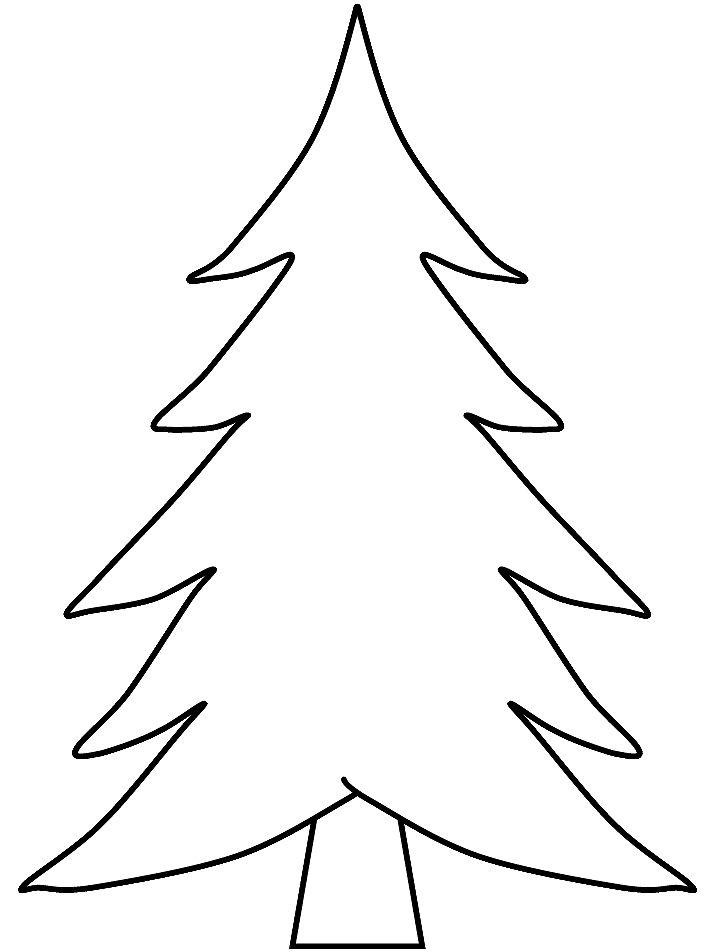 Картинки хоккея, шаблоны елки