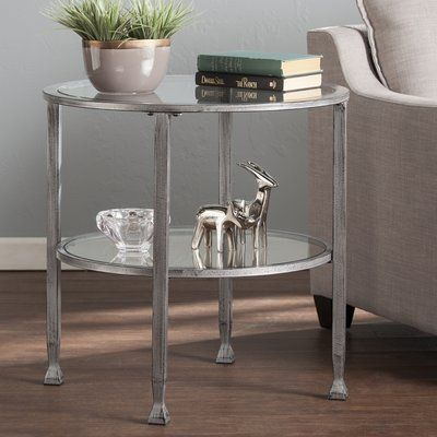 Best 25 Round End Tables Ideas On Pinterest Rustic End