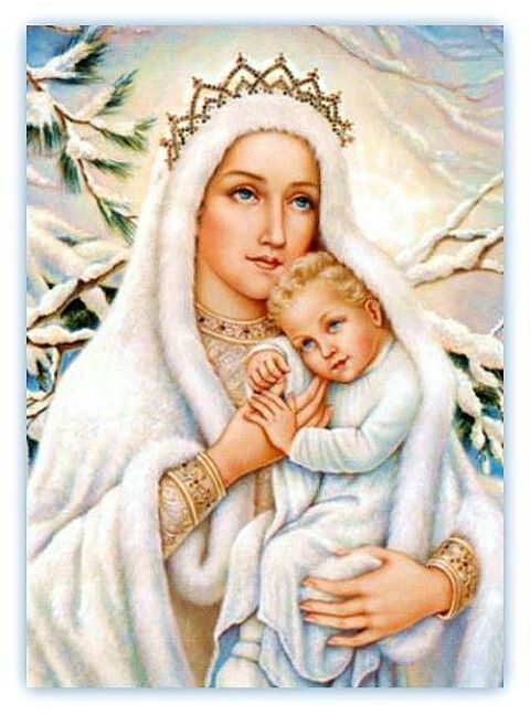 Our Lady of the Snows