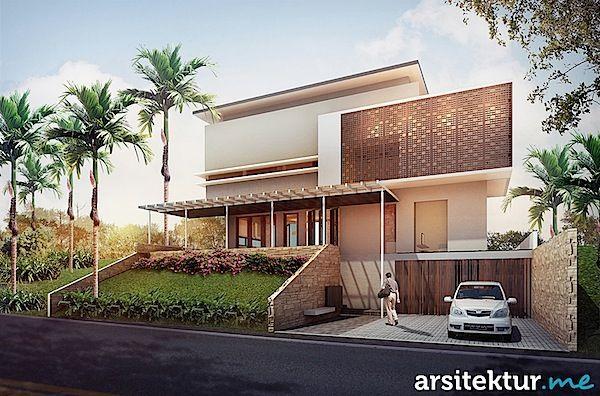 Mengagumkan Kumpulan Gambar Desain Arsitektur Rumah Modern Minimalis | Arsitektur | Arsitektur.me