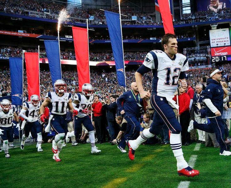 Patriots vs. Seahawks: Super Bowl XLIX The New England Patriots take on the Seattle Seahawks in Super Bowl XLIX at University of Phoenix Stadium on Sunday, February 1, 2015.