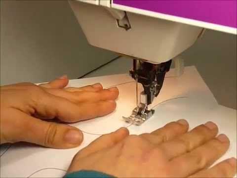 Cours de couture débutant: coudre les courbes - Self-couture