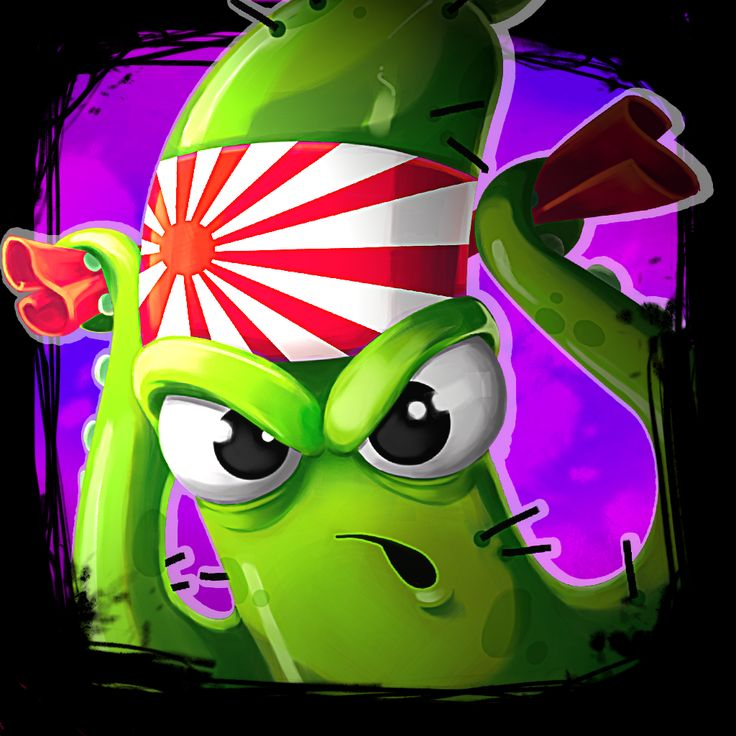 WIP: Our new apple icon for the game slash monsters.