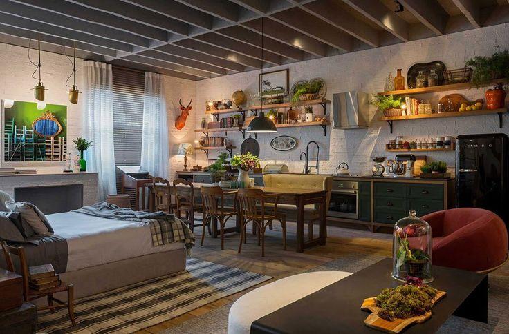 Casa Cor SP 2016: o aconchegante Loft no Campo de Paola Ribeiro