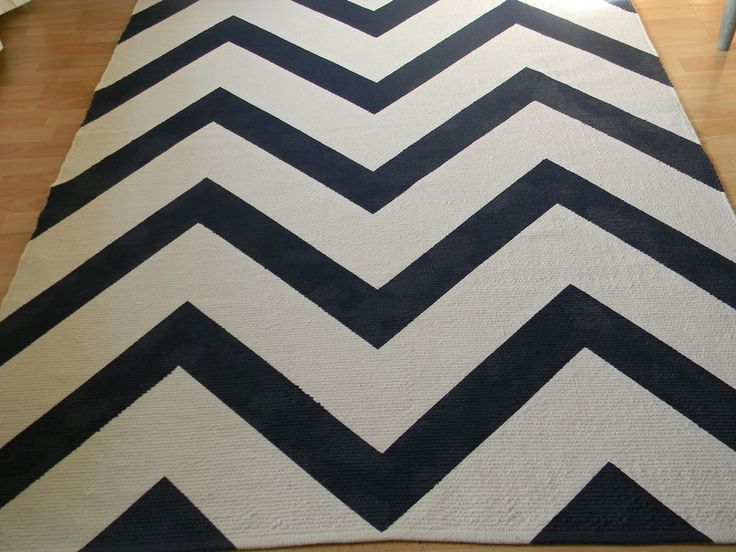 DIY Chevron Rug » Jimmy Choos on the Treadmill. So doing this after the wedding!