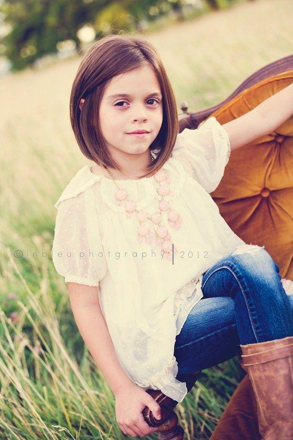little girl short hair cuts