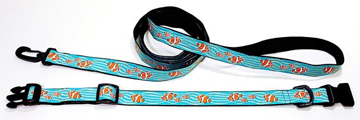 DIY pet collars - this looks pretty easy!  I love unique collars for my dog.