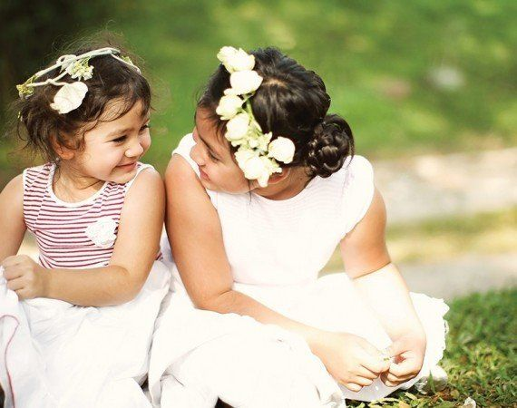 Tips Mempersiapkan Penampilan Flower Girls