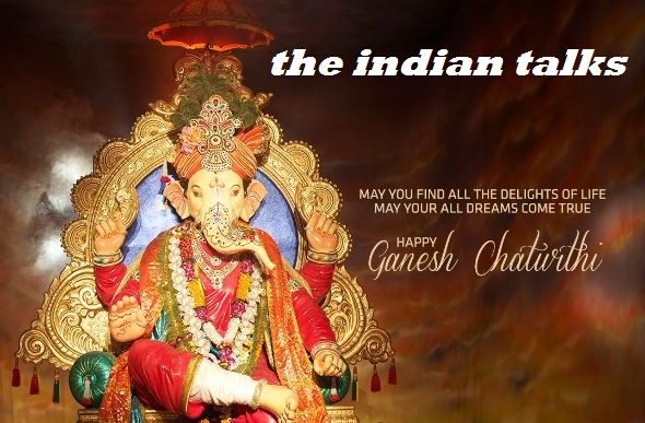 Happy Ganesh Chaturthi - Tap to see more top happy Ganesh Chaturthi greetings! | @mobile9