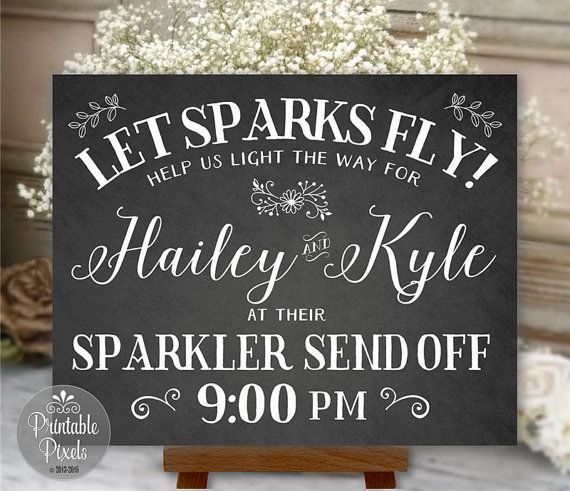 25 Best Ideas About Sparkler Send Off On Pinterest