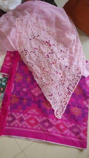 Atasan baby pink ready @fb samhita bali olstore