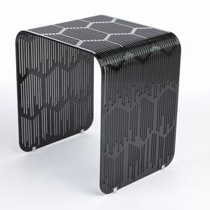 Cutaway Black by Decode: Cutaway Stools, Design Houses, Dreams Houses, Decoding Cutaway, Stools Tables Black Fao, Jethro Macey, Ass Furniture, Furniture Design, Cutaway Black