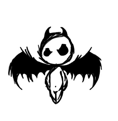 Devil tattoo. This is a cute outline for the little trouble maker I want ripping out of my skin.
