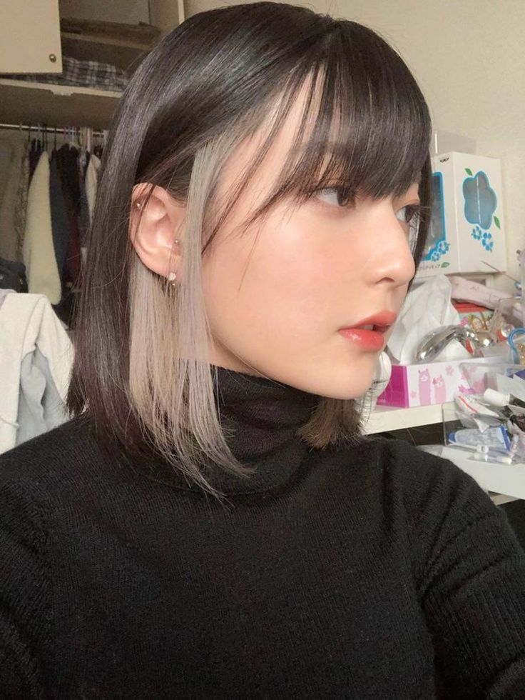 Two Colour Hair Is Officially 2019 S Next Big Hair Trend