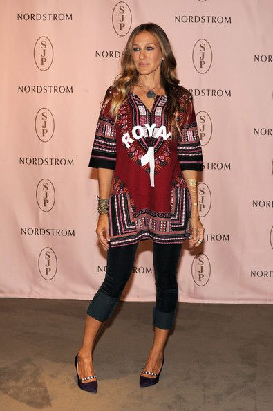 Sarah Jessica Parker Photos: Sarah Jessica Parker Meets Customers During SJP Collection Event At Nordstrom Roosevelt Field