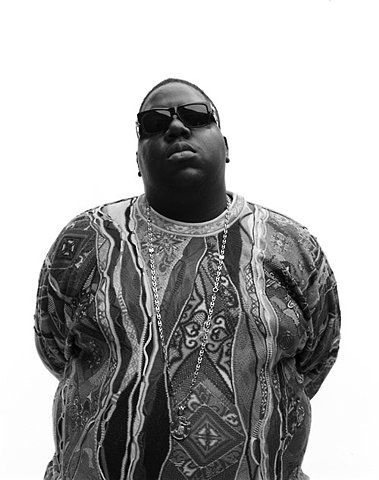 """Throw your hands in the air if you love, Big Papa"" ~ Notorious B.I.G ~ (Biggie Smalls aka Christopher Wallace)"