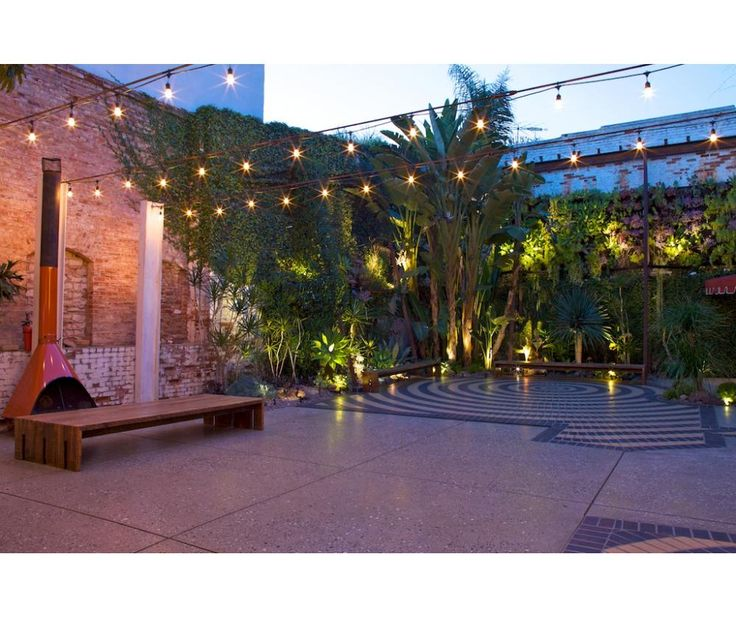 Can Totally Picture Having A Backyard Party Here