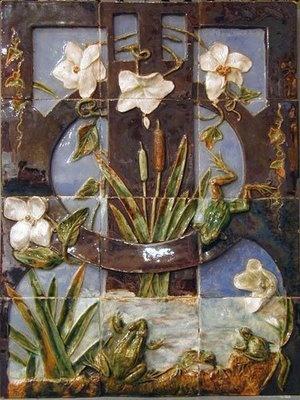 Azulejos de Rafael Bordalo Pinheiro