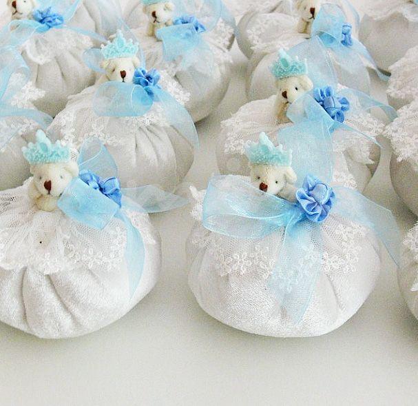 Bebek şekerleri - bebek şekeri / Babyshower / lavanta kesesi