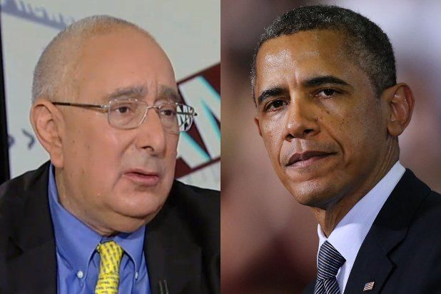 [WATCH] Ben Stein Thinks Obama Is the 'Most Racist President There Has Ever Been' (Video) TV | November 4, 2014 I SOOOO AGREE WITH BEN STEIN!!! HE USES EVERY OPPORTUNITY HE CAN TO CAUSE RACIAL DIVIDE .....
