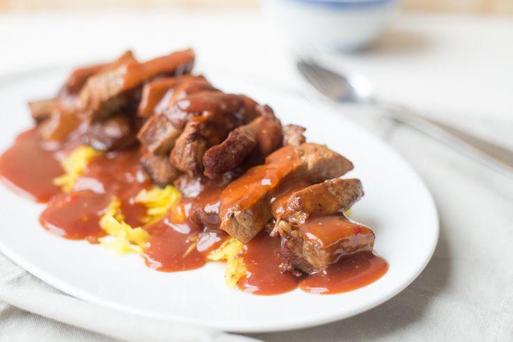 Homemade Babi Pangang