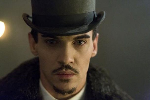 1st unsettling look at Jonathan Rhys Meyers in NBC's Dracula series