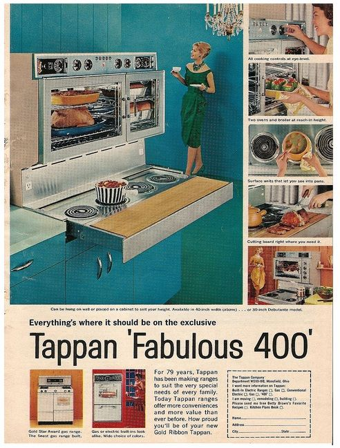 17 best images about c itchen stove vintage and tappan fabulous stove double oven this is what we have in the new house except it uses gas be we ll throw a vintage party in honor of our