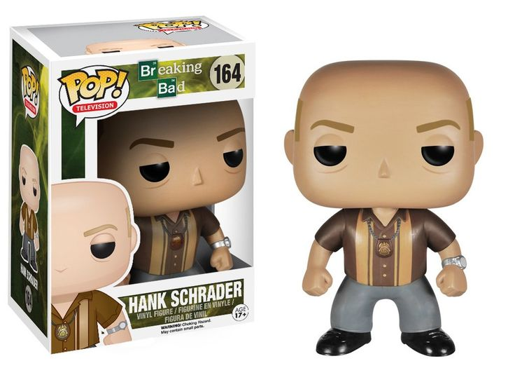 Funko POP TV: Breaking Bad - Hank Schrader