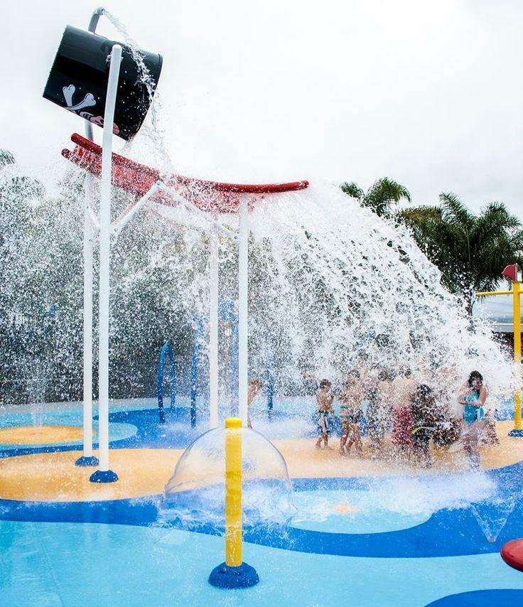 New #splashpark opens at BIG4 Merimbula Tween Waters Resort.