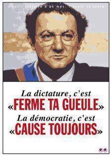 La France a cruellement besoin d'un homme comme #Coluche aujourd'hui...