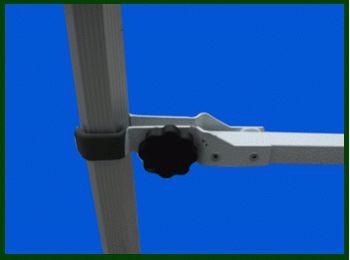 EZ Pop Up Canopy Tent Rail Bar 2pc-Pack - EurMax.com