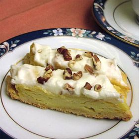 Lemon Pecan Pastry Slices Recipe from Land O'Lakes