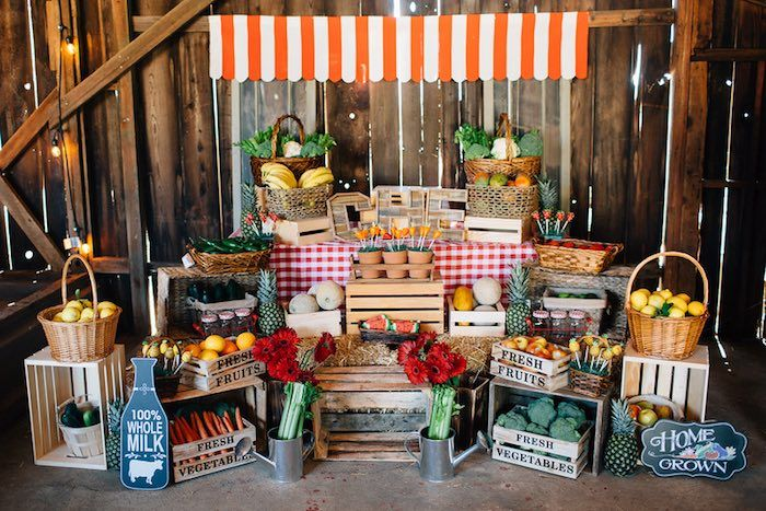Best 25+ Farmers market stands ideas on Pinterest ...