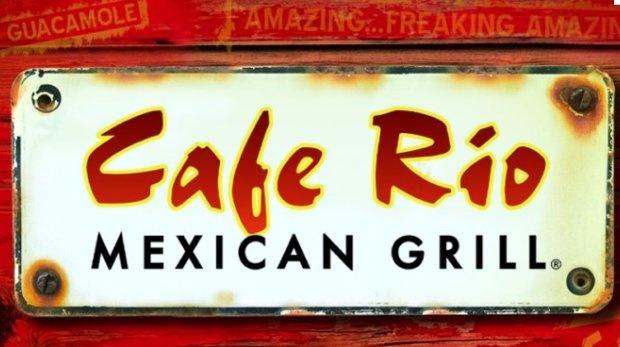 Cafe Rio Layton Utah Menu