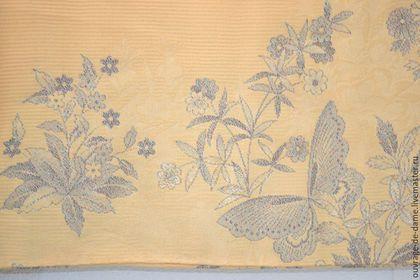 Этническая одежда ручной работы. Хаори из натурального шёлка (Япония). Ouvrages de dames. Ярмарка Мастеров. Японская одежда, жакет