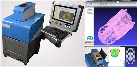 GEOMNIA PRECILINE-AB : MACHINE DE MESURE 3D & LOGICIEL DE METROLOGIE