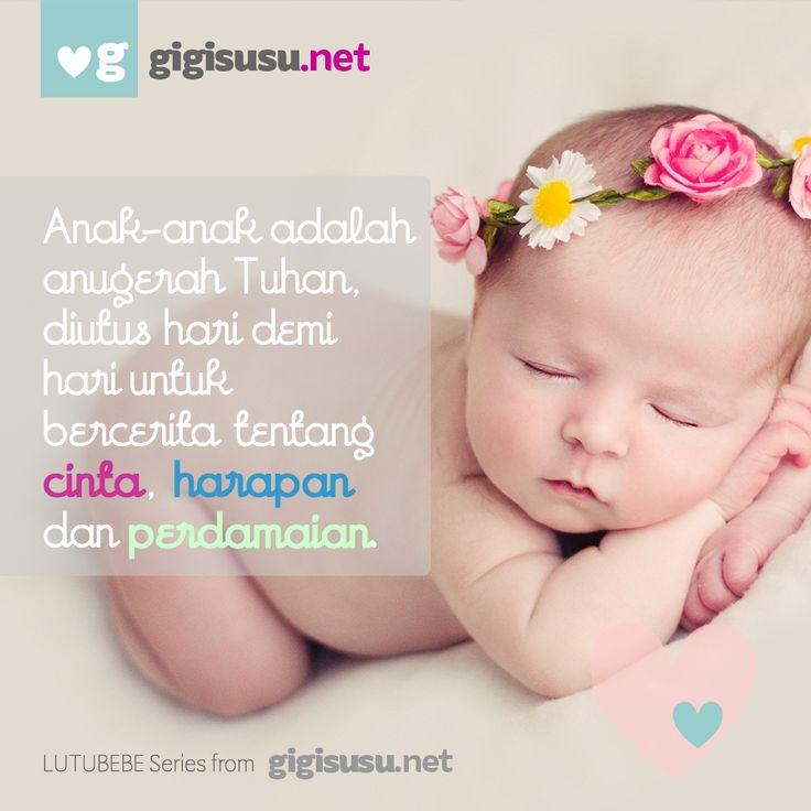 Bayi adalah Anugerah Ilahi yang Tidak Ternilai!