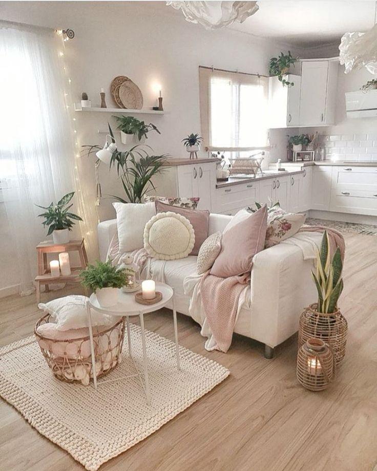 80+ Ideas for Boho Style Furniture and Decor – #Bo…