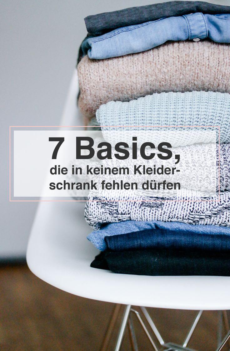 Die Basics für einen minimalistischen Kleiderschrank mit OTTO // Werbung