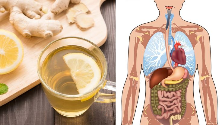 #NaturalCures #DIY How to Make Cleansing Ginger Water With Many Health Benefits #HealthTips #benefits #benefitsofginger #HealthyEatingTips