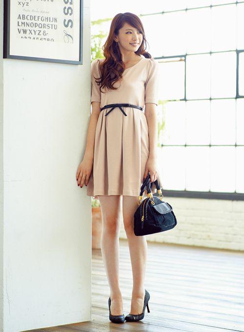 Refined dress